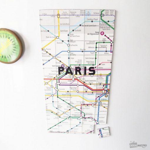 Recréez la carte de ParisAffichez vos notes et photosApportez un nouveau look à votre cuisineHabillez votre frigo
