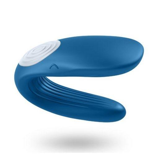 Masseur Couples Baleine Partner 14095 Bleu