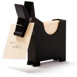 Un mémo Morris en forme d'âne en PVC