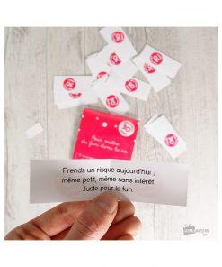 Ces mini Daily's Fortune vous permettront de mettre du fun dans la vie