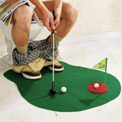 Un kit de golf très fun et insolite