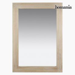 Miroir Naturel (75 x 6 x 106 cm) by Homania