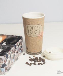 Pour que votre café vous suive partout