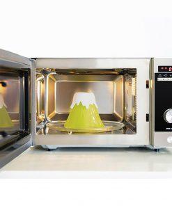 Ce volcan en plastique PP sera idéal pour laver votre micro-ondes sans effort !