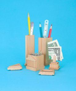 Décorez et organisez votre bureau à l'image de New York.