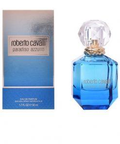 Parfum Femme Paradiso Azzurro Roberto Cavalli (50 ml)