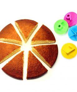 Partagez votre gâteau ou votre pizza avec ces partageurs en 5