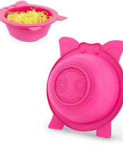 Une passette très spéciale (et un peu cochonne) pour égoutter vos pâtes.