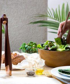 Servez facilement vos salades et avec style !