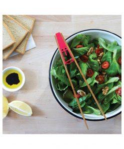 Servez votre salade avec style !2 couleurs au choixAjoutez une touche d'originalité à vos repas !