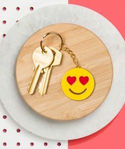 Offrez ce porte-clés à une personne pour qui vous avez le beguin