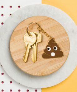 Ce porte-clés sera très fun et fera rire votre entourage