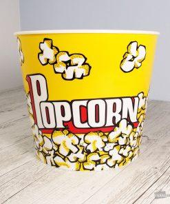 Ce pot à pop corn sera idéal pour vos soirées cinéma chez vous ! Installez-vous dans votre canapé et regardez un bon film en savourant des pop-corns dans ce pot géant !