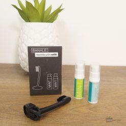 Ranger votre brosse à dent partoutRechargez votre brosse à dentsDentifrices et brosse de recharge