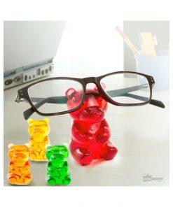 Ne perdez plus vos lunettesOurson au style gourmand4 couleurs au choix