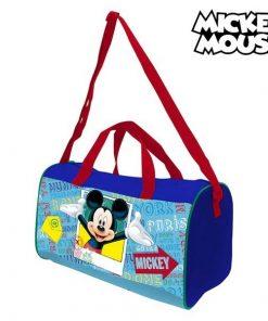 Sac de sport et voyage Mickey Mouse 31698 Bleu