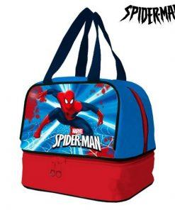 Sac pour snack Spiderman 32206 Bleu Rouge
