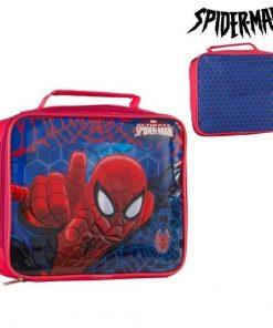Sac pour snack Spiderman 73882 Bleu Rouge