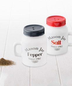 Duo de sel et poivreDonnez un style rétro à votre cuisine