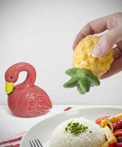 Kit ensoleilléAjoutez de la couleur à vos repasFlamant-rose et ananas