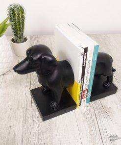 Ces serre-livres Teckel seront parfaits pour bien ranger vos livres sans les abîmer ! Voilà de quoi plaire à un proche qui aime lire et qui adore les chiens !