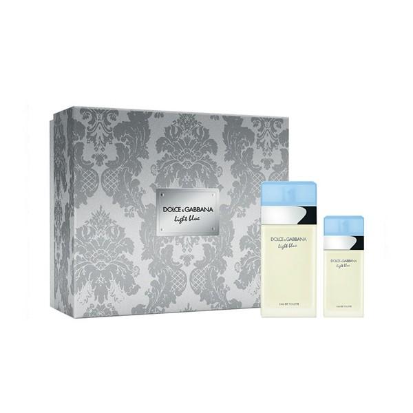 Dolceamp; Pcs De Gabbana2 Femme Set Pour Light Blue Parfum tsdChQxr