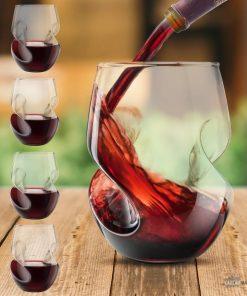 Ces verres vous feront perdre la tête ! Vous tenterez par tous les moyens de déchiffrer son design !