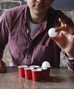 Remplacez les gobelets à bière par des gobelets format shooter