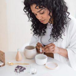 Ingrédients 100% naturelsOutils haut de gammeLivret de recettesPrenez soin de votre peau