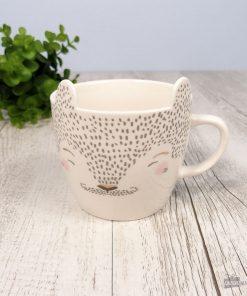 Cette tasse papa ours en céramique sera parfaite pour combler de bonheur un merveilleux papa. Il pourra savourer son café ou son thé dans un joli mug.