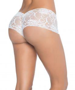 Shorty Style 98 - Blanc