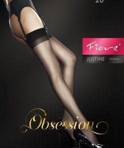 sex toys - Sex shop - Justine Bas 20 DEN - Blanc