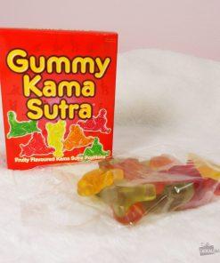 Mangez des bonbons originaux avec diverses positions du Kamasutra lors de vos soirées coquines !