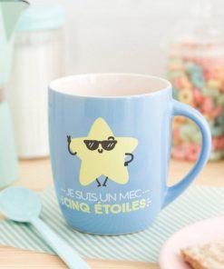 On lance un café et surtout on prend cette tasse sur laquelle est inscrit la vérité