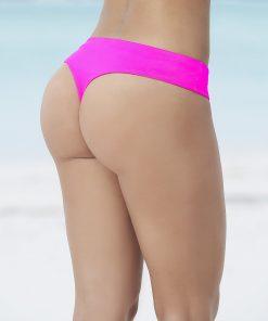 sex toys - Sex shop - Bas de maillot de bain tanga Style 6905 - Rose