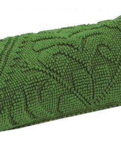 Tapis de Bain Uni Enzo Cactus 54 X 110 Vivaraise