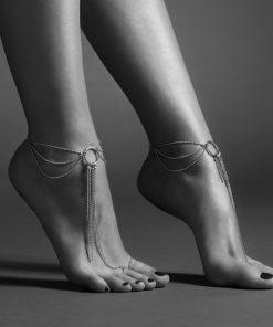 Magnifique - Chaîne de pied & cheville - Argent