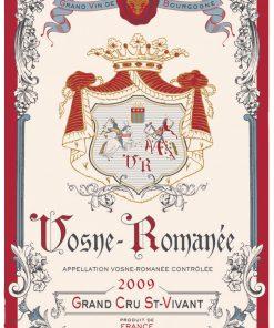 Torchon Imprime Vosne-Romanee Ecru 48 X 72 Torchons & Bouchons