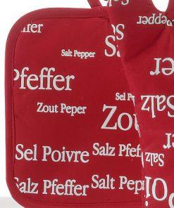 Manique Sel & Poivre rouge Winkler