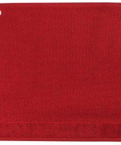 Essuie-main Curl rouge Winkler