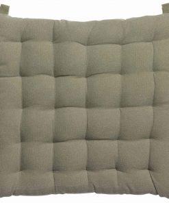 Coussin de chaise Mizo Tilleul 40 x 40 x 5 cm Winkler