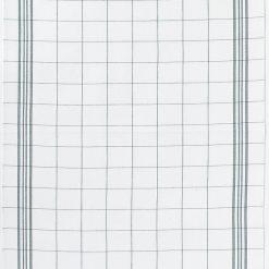 Torchon Carreaux gris Winkler