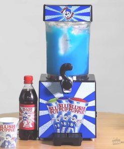 Buvez jusqu'à 1L de granité ! Idéal pour s'hydrater durant les journées chaudes !