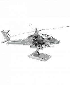 Découvrez l'un des hélicoptères d'attaque les plus performants : l'AH-64 Apache.
