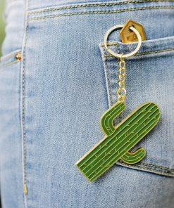 Offrez ce petit cactus à tous vos amis amateurs de cette jolie plante.