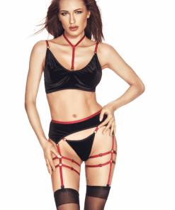 sex toys - Sex shop - Riho Ensemble 3 pcs - Noir