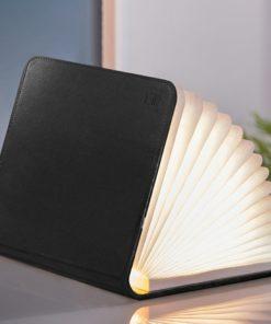 Grand livre lumineux pour vous éclairer les soirs durant votre lecture. Rechargeable grâce au câble USB. Déco idéale pour mettre sur un bureau.
