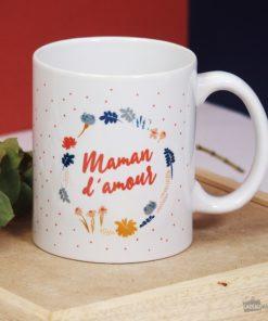 Tasse en céramique de 300 ml ! Cadeau idéal pour sa maman chérie !