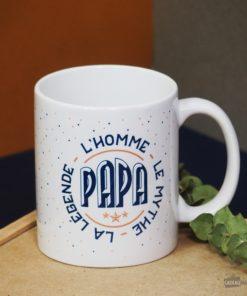 Tasse en céramique de 300 ml ! Cadeau idéal pour son papa adoré !